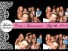 gta photobooth rental ciara birthday toronto